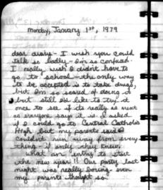 diary 1979